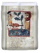 King Arthur And Giant Duvet Cover