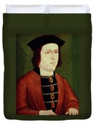 King Edward Iv Of England Duvet Cover