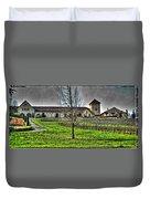 King Estate Winery Duvet Cover
