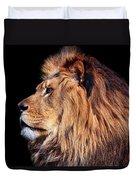 King Of Beast Duvet Cover