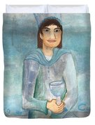 King Of Cups Duvet Cover