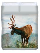 King Of The Hill Duvet Cover