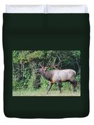 King Of The Valley Duvet Cover