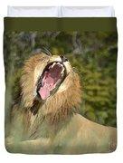 King Size Yawn Duvet Cover