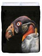 King Vulture Duvet Cover
