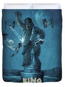 King Wookiee Duvet Cover