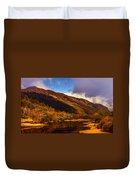 Kingdom Of Nature. Scotland Duvet Cover by Jenny Rainbow