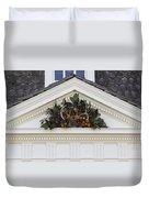 Kings Arms Pediment Spray Duvet Cover