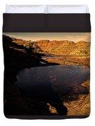 Kings Canyon V12 Duvet Cover