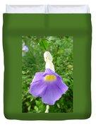 King's Mantle Flower  6 Duvet Cover