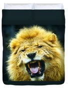 Kings Roar Duvet Cover