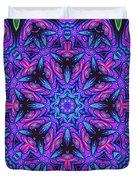 Kinnersley Vine Mandala Duvet Cover
