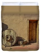 Kit Carson Home Taos New Mexico Duvet Cover