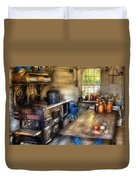 Kitchen - Home Country Kitchen  Duvet Cover