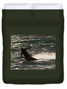 Kite Surfer 03 Duvet Cover