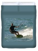 Kite Surfer 05 Duvet Cover