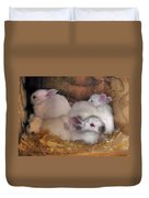 Kits In A Box Duvet Cover