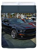 Kitt 2008 Duvet Cover by Tommy Anderson