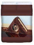 Kitty A-frame Duvet Cover
