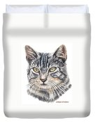 Kitty Kat Iphone Cases Smart Phones Cells And Mobile Cases Carole Spandau Cbs Art 337 Duvet Cover