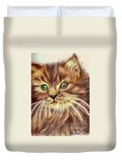 Kitty Kat Iphone Cases Smart Phones Cells And Mobile Phone Cases Carole Spandau 317 Duvet Cover