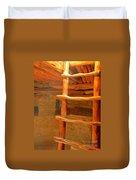 Kiva Ladder Duvet Cover