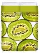 Kiwi Fruit IIi Duvet Cover