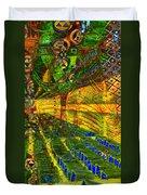 Klimt Covetous Duvet Cover