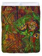 Klimt Honor Duvet Cover