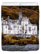 Klyemore Abbey Duvet Cover