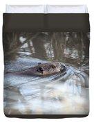 Knife In Water Duvet Cover