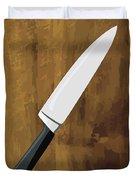 Knife Duvet Cover