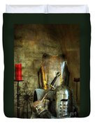 Knight - A Warriors Tribute  Duvet Cover