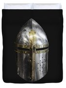 Knight In Shining Armor Duvet Cover