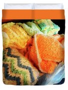 Knitting For Baby Duvet Cover