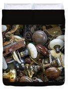 Knobs Duvet Cover