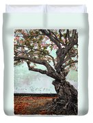 Knotted Tree Duvet Cover by Daniel Hagerman