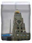 Know Now Duvet Cover