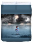 Known Of Yah Duvet Cover