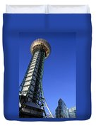 Knoxville Sunsphere Perspective Duvet Cover