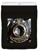 Kodak Brownie Duvet Cover