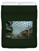 Kogod Courtyard #2 Duvet Cover