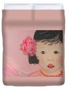 Kokoa Little Angel For Love Of The Heart Duvet Cover