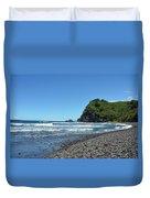 North Kona Coast 3 Duvet Cover