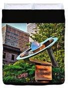 Koperlink In Philly Duvet Cover