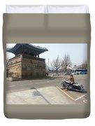 Korea Duvet Cover