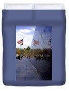 Korea Memorial Duvet Cover
