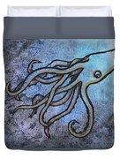 Kraken Duvet Cover
