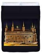 Krakow Barbican Duvet Cover