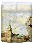 Kronborg Castle Duvet Cover
